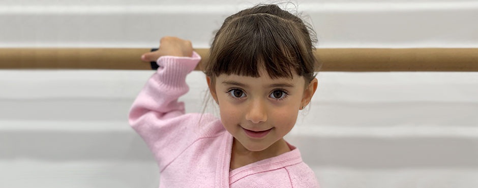 Baby Ballet Classes for 1 to 3 year olds