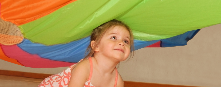 Movement Classes for Toddlers starting October