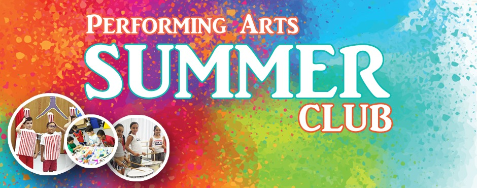 Summer Club in the Performing Arts